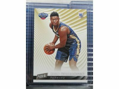 $0.99 • Buy 2019 Panini Cyber Monday Zion Williamson Rookie Card RC Pelicans CPF