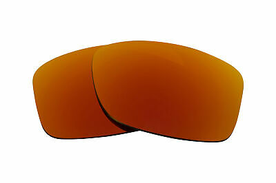 Replacement Lenses For Oakley Ten X Sunglasses Anti-Scratch Red Mirror • 9.61£