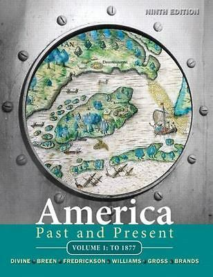 $5.98 • Buy America Past And Present By Divine, Robert A.