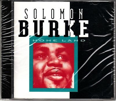 $ CDN19.99 • Buy Lot Of 2 CDs Of Solomon Burke Home Land & Definition Of Soul Rarely Played Read