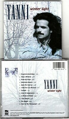 $ CDN18.99 • Buy Lot Of 2 CDs Of Yanni #1 Winter Light # 2 In My Time Very Rarely Played Read