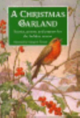 £2.96 • Buy A Christmas Garland By Margaret Tarrant