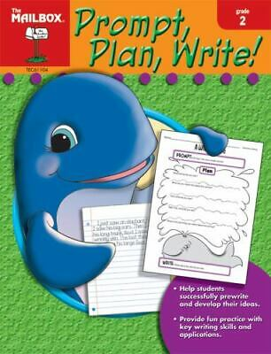 $5.21 • Buy Prompt, Plan, And Write : Grade 2 By The Mailbox Books Staff