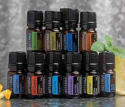 AU23.50 • Buy DoTERRA Essential Oils Range