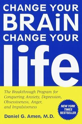 $4.14 • Buy Change Your Brain, Change Your Life : The Breakthrough Program For Conquering...