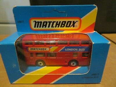 $ CDN10.73 • Buy Matchbox MB17 London Double Decker Bus 1981 MISB See My Store