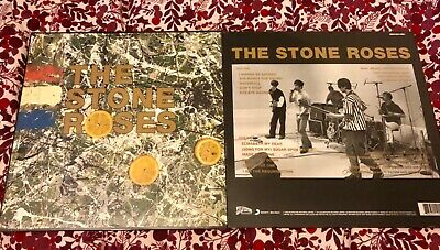 The Stone Roses Sealed Vinyl LP With Waterfall I Am Resurrection Wanna Be Adored • 22.50£