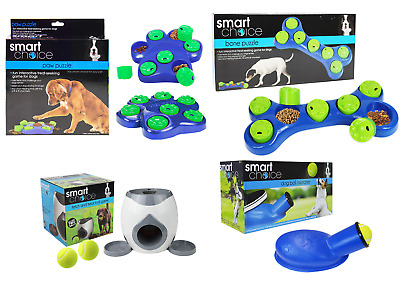 Pet Interactive Toys Dog Cat Keep Busy Games Ball Launcher Puzzle Search Game • 9.99£