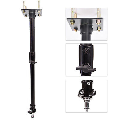 Light Stand Ceiling Wall 70cm Extendable Studio Boom Arm Overhead Counter Mount • 24.99£