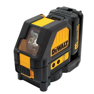 $258.04 • Buy DeWalt DW088LR 12V MAX Compatible Red Cross Line Laser