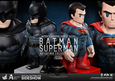 $ CDN104.98 • Buy Batman V Superman Static Figure Bobblehead Artist Mix Batman & Superman Hot Toys