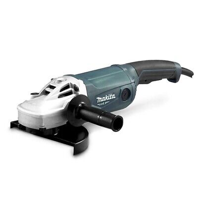 AU197.02 • Buy Makita 9  Angle Grinder 230mm 9 Inch Powerful 2000W Corded M9001G Trigger Switch