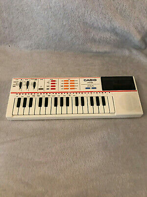 $34.99 • Buy Vintage Casio PT-82 Keyboard Vintage Synthesizer With ROM Pack RO-551