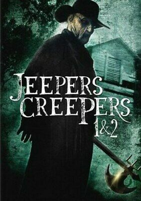 $14.70 • Buy JEEPERS CREEPERS 1 & 2 New Sealed DVD Both Films