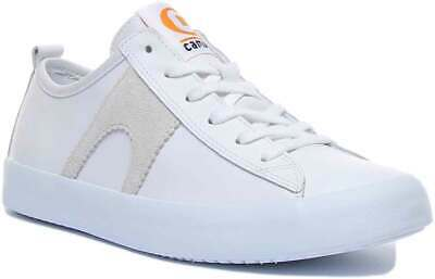 £74.99 • Buy Camper Imar Copa Women Leather Trainers In White Size UK 3 - 8