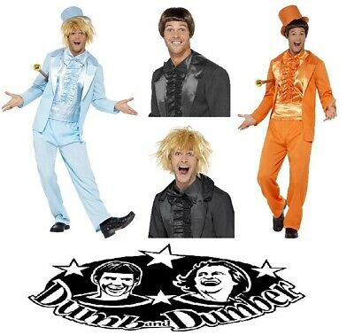 AU22.28 • Buy Mens 90s Dumb And Dumber Costume Adult Tuxedo Suit 90s Fancy Dress Outfit