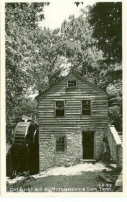 $9.15 • Buy Norris Dam, Tennessee-old Grist Mill--rppc-(rp#1-1868)
