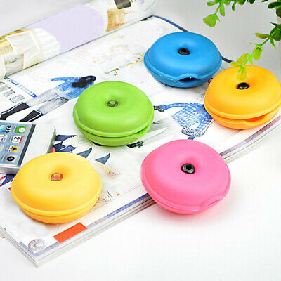 $1.38 • Buy Cute Turtle Shell Rubber Cable Cord Wrap Wire Winder Earphone Organizer Holder