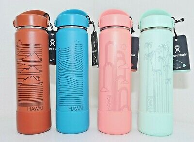 $84.99 • Buy Hydro Flask 24 Oz Hawaii Limited Edition RARE 100% Authentic Hawaiian Collection