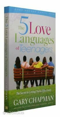 $ CDN5.49 • Buy The 5 Love Languages Of Teenagers : The Secret To Loving Teens Effectively