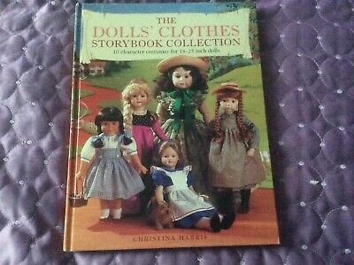 Dolls Clothes Sewing/pattern Book • 5.50£