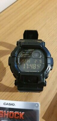 View Details Casio G-Shock Watch.  GD-350.  Module 3403. Black. 200m Water Resistant (boxed)  • 40.00£
