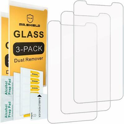 $7.99 • Buy [3-Pack]-Mr.Shield Screen Protector For IPhone 11 / IPhone XR Tempered Glass