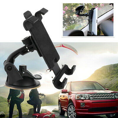 Windshield Stand Tablet Mount Car Holder For 7-11 Inch Ipad Tab Galaxy • 5.82£