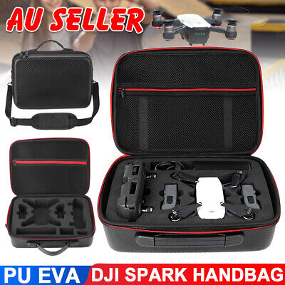 AU23.95 • Buy For DJI Spark RC Drone Accessories Waterproof Hard Box Case Storage Carry Bag AU