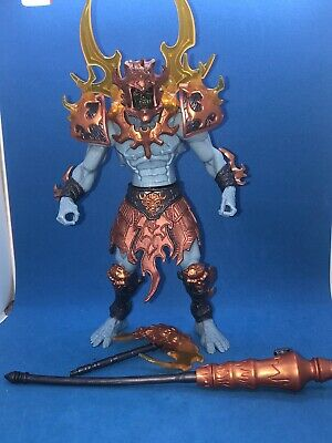$27 • Buy Motu Masters Of The Universe 200x Fire Armor Skeletor Loose Complete