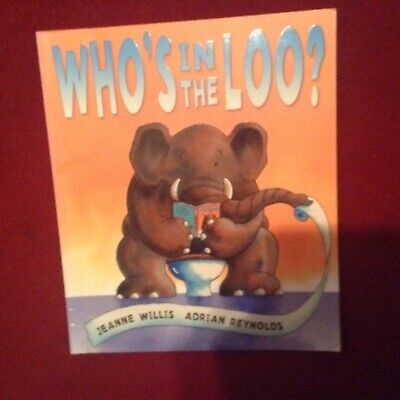 Who's In The Loo?. Paperback. • 0.90£