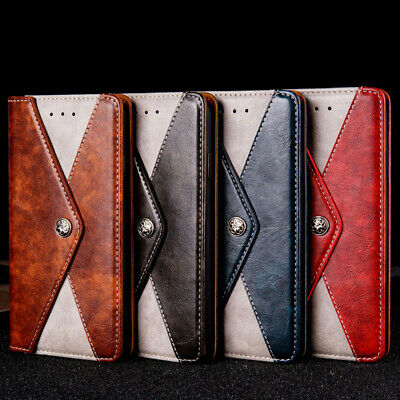 AU12.99 • Buy For OnePlus 7&7T 7 Pro 6&6T 5&5T 3&3T Magnetic Leather Flip Wallet Case Cover