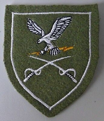 CISKEI DF PHYSICAL TRAINING INSTRUCTOR PTI Eagle Blitz Swords Old AFRICA PATCH • 6.99£