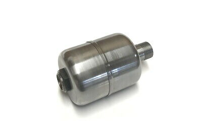 £64.95 • Buy Wolseley WD Stationary Engine Exhaust Silencer 1  BSP - Made In The UK