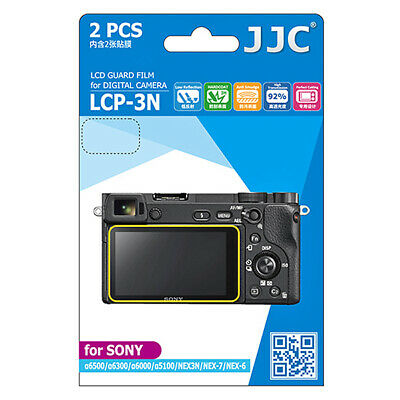 $ CDN20.57 • Buy 2X Film Protection Lcd Pour Sony Nex-3N Nex-7 6 A6300 A6400 A6500 A6100 A6600