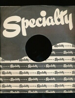 $15 • Buy 78 RPM Company Logo Sleeves-POST-WAR-SPECIALTY Design 3
