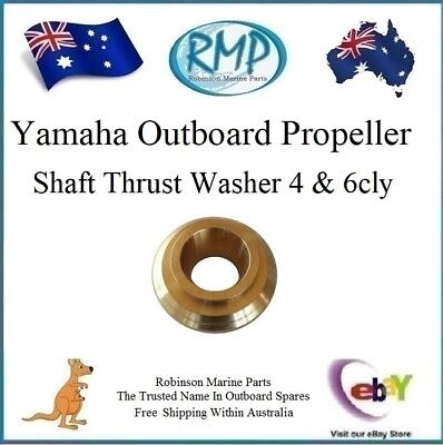 AU38 • Buy New Yamaha Outboard Propeller Thrust Washer 100hp-thru-250hp # R 63P-45987-00