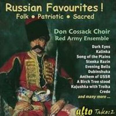 £12.89 • Buy Don Choir Cossack/red Army Ensemble: Russian Favourites! (cd.)