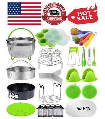 $70.99 • Buy 23Pcs Best Instant-Pot-Accessories-Set, Instapot Accessory For 6,8 Quart, With N
