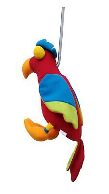 £12.50 • Buy Springy Parrot Panopoly Animal Mobile Distraction For Babies & Young Children