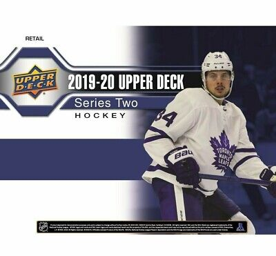 $0.99 • Buy 2019-20 Upper Deck UD Hockey Series 2 Base Pick Your Card 251-450