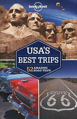 £3.10 • Buy Lonely Planet USA's Best Trips,Lonely Planet, Sara Benson, Greg Benchwick, Mich