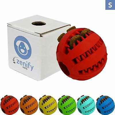 AU10.55 • Buy Dog Toy Food Treat Interactive Puzzle Ball Ething Chew Fetch Tennis Training S