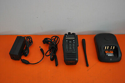 $110 • Buy Motorola XPR 6550 UHF MOTOTRBO Portable Radio W/Charger XPR6550