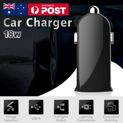 AU7.25 • Buy FAST CHARGING USB Car Charger For Apple IPhone 12 Mini 11 Pro Max XS XR SE Pad