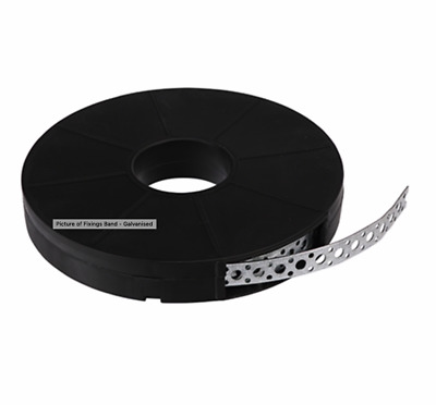 £7.75 • Buy Heavy Fixing Strap Builders Band Contractors Farms & Fencing - 4 TYPES