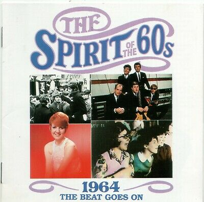 Various 'The Spirit Of The 60s - 1964 The Beat Goes On' Time Life Music CD EX • 6.10£