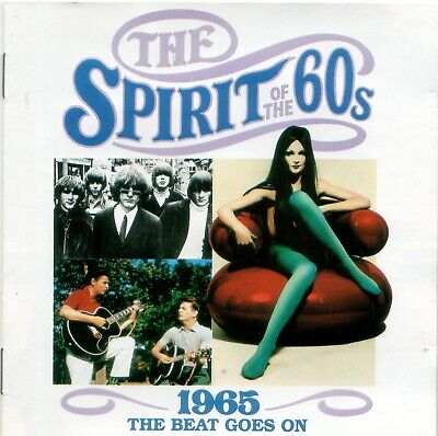 Various 'The Spirit Of The 60s - 1965 The Beat Goes On' Time Life Music CD EX • 6.10£