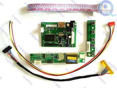 $21.60 • Buy HDMI Input Only Lvds LCD Controller Driver Board Monitor Diy Kit For N154I2-L05