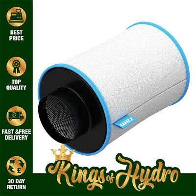 £28 • Buy RAM Carbon Filter  Fan Air Hydroponics Grow Odour Removal